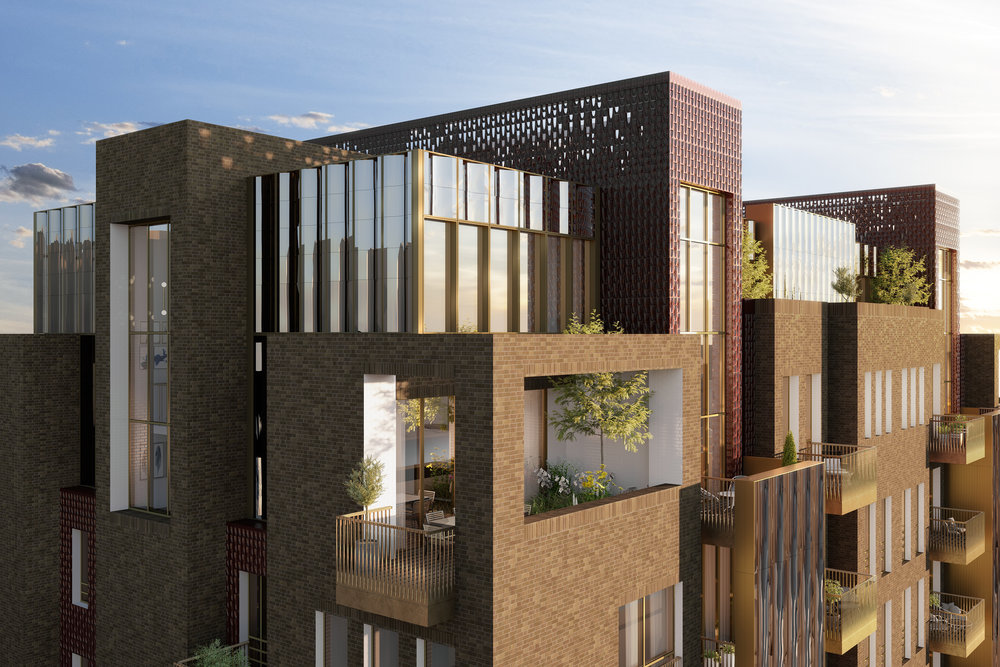 60 St John's Wood external CGI