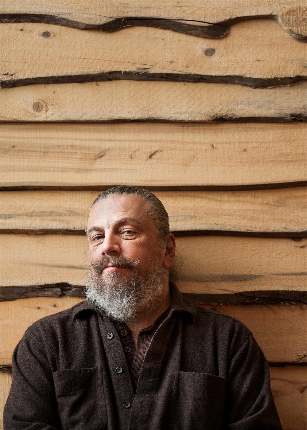 Bob Rasmussen, director of the Duwamish Longhouse