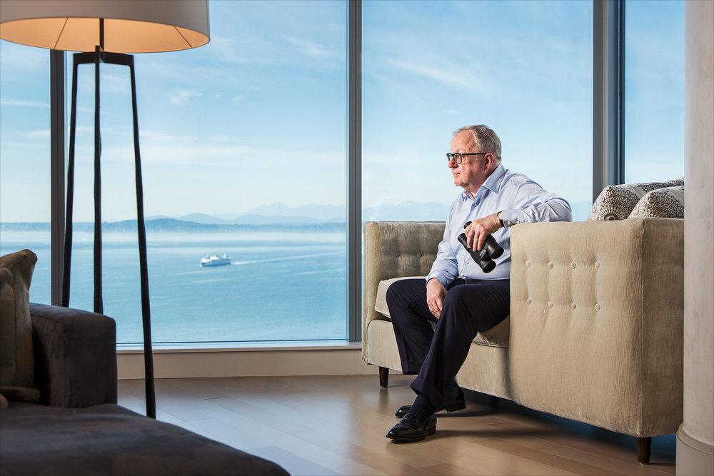 Mark Tibergien, CEO of Pershing Advisor Solutions