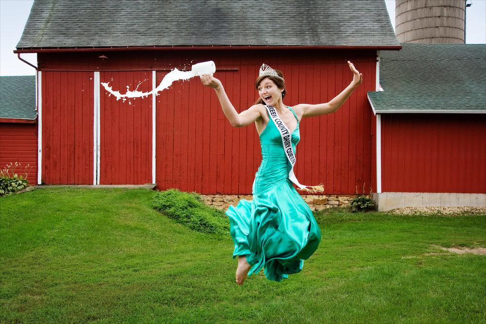 Lauren Christen, Green County Dairy Queen