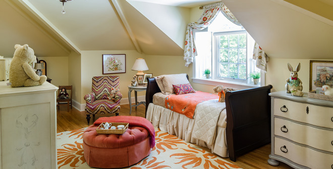 It's a classic: Children's literature inspires Design House bedroom. read story →