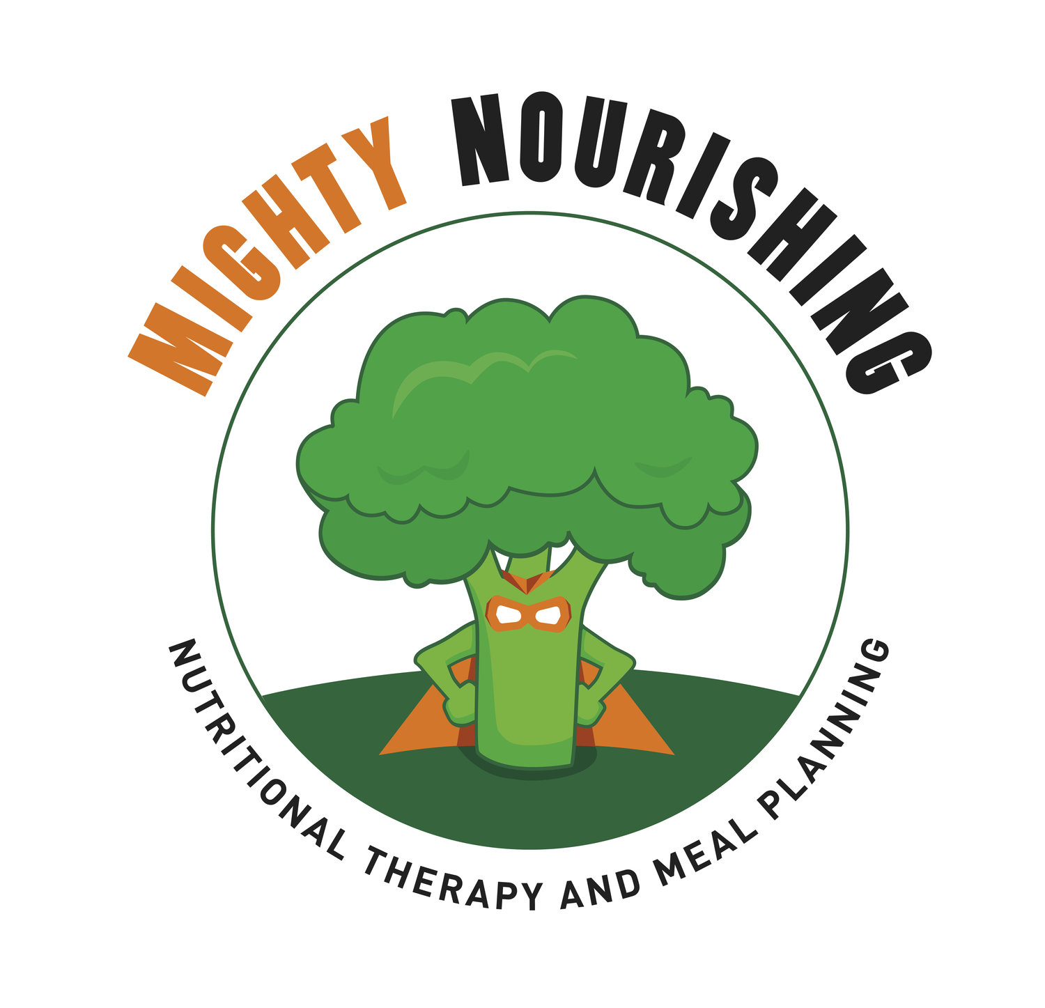 Mighty Nourishing