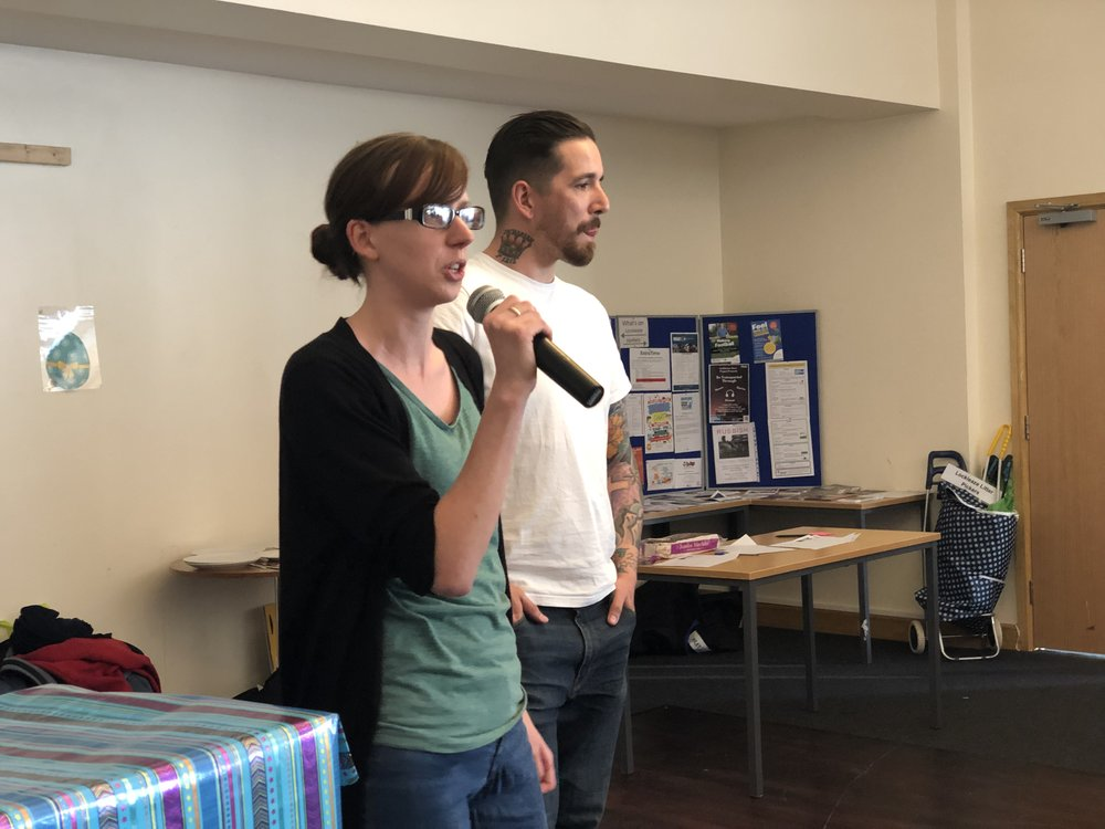 Resident Chairs: Rachel Varley and James Creed launch the plan