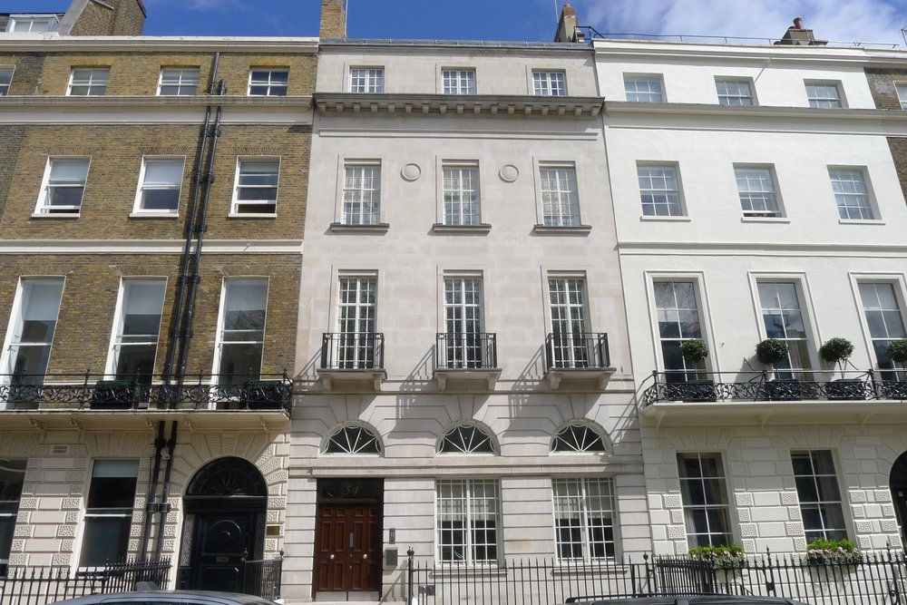 54 Portland Place, London