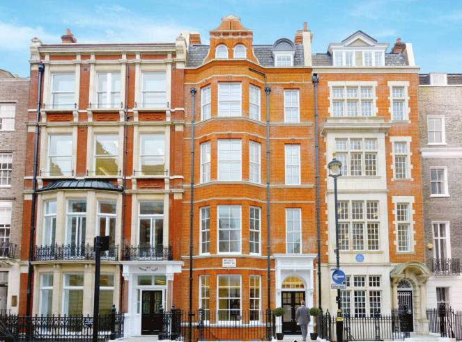 50-52 Welbeck Street, London