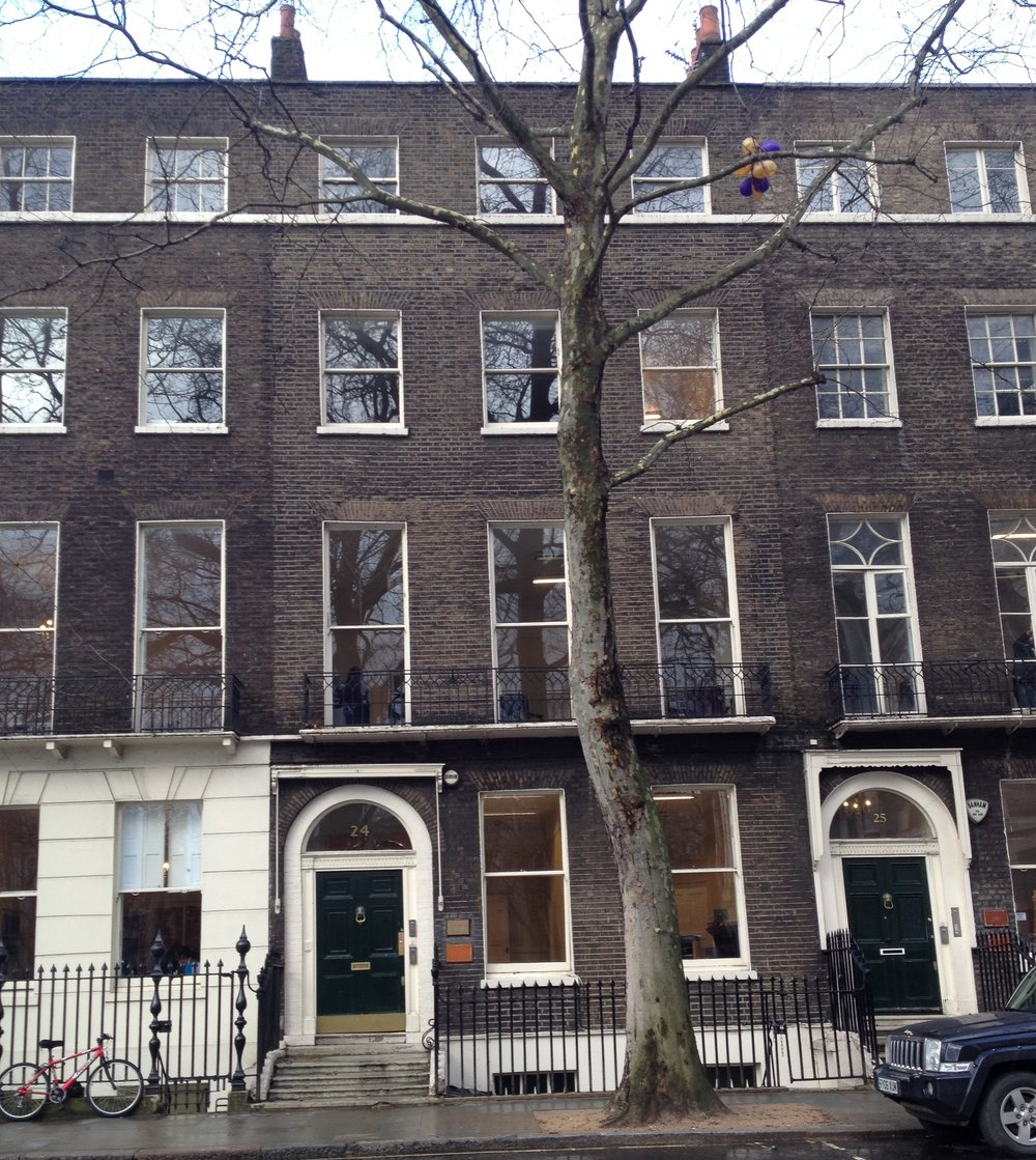 23-24 Bloomsbury Square, London