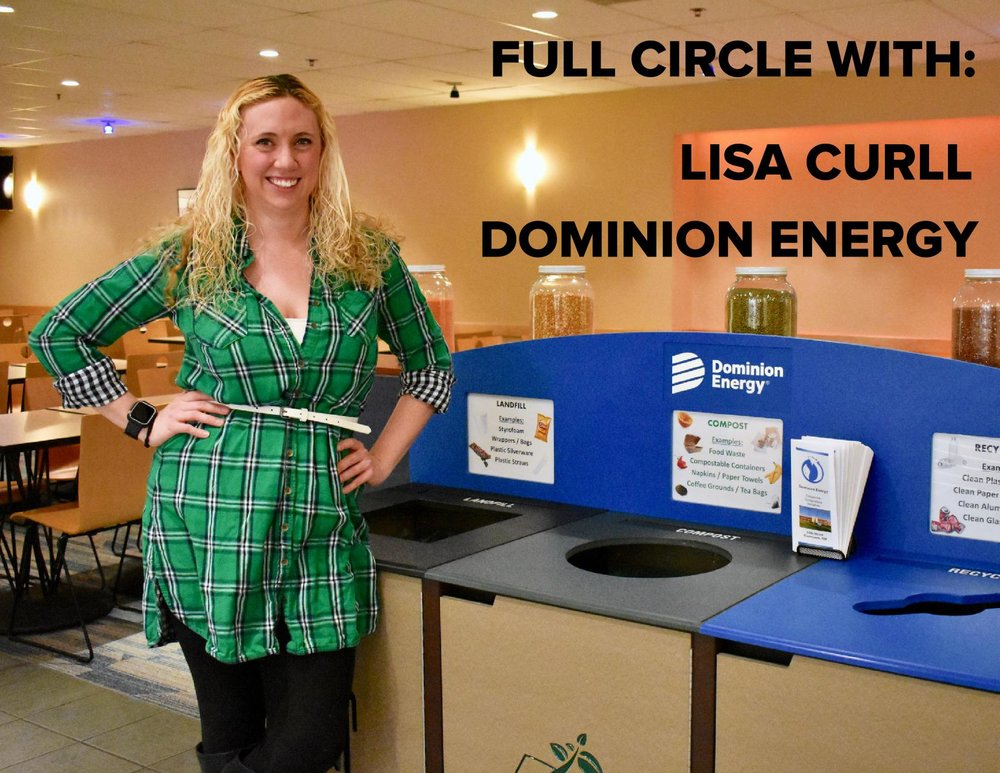 Lisa Curll, Business Analyst at Dominion Energy