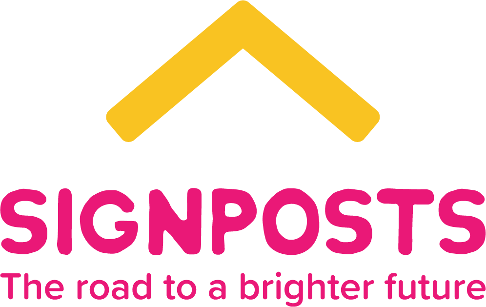 Image result for signposts logo
