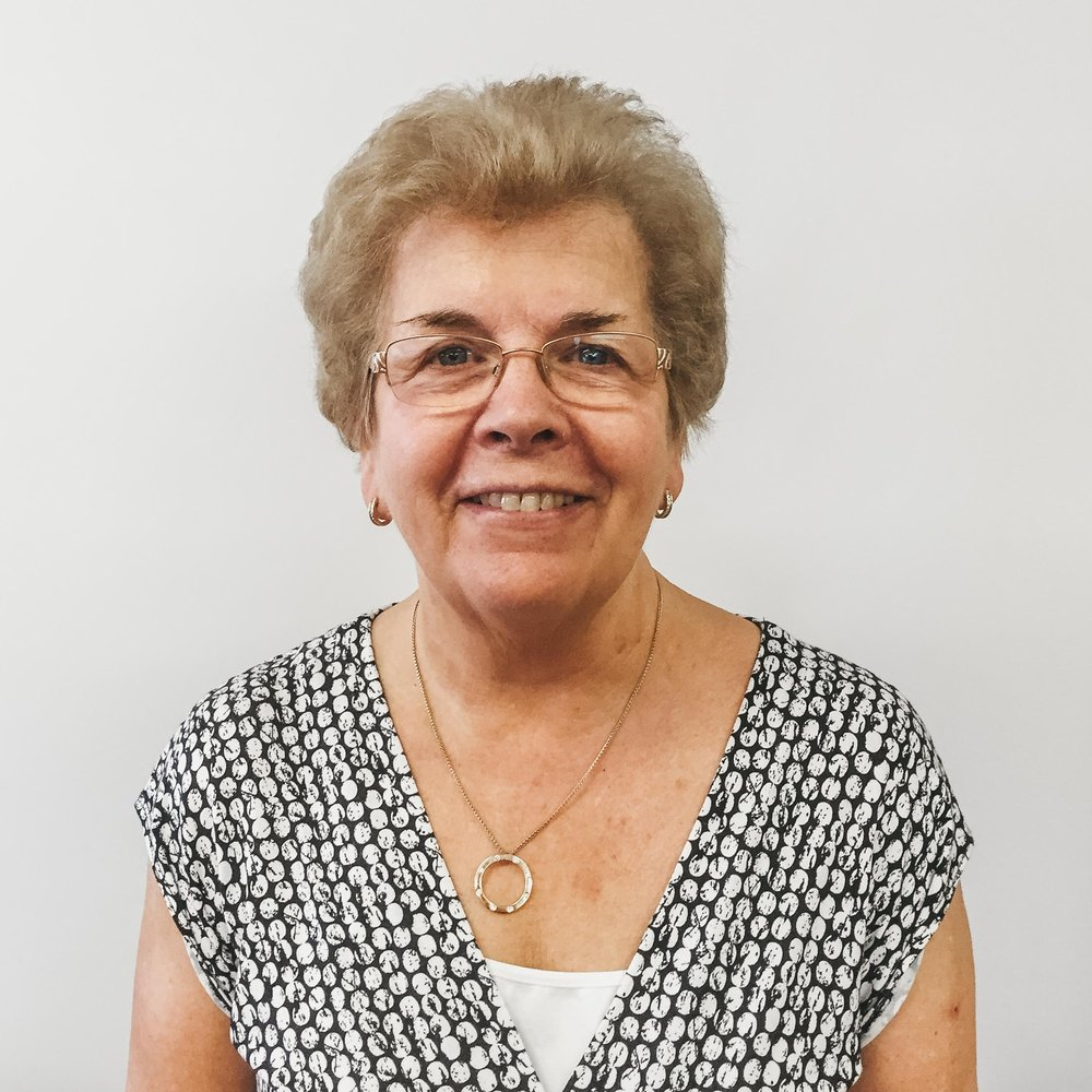 Cherry Newbery, Trustee - My long involvement with the town of Luton and the local community helps me to bring my expertise in business management and education to support the vulnerable and homeless people of Luton.