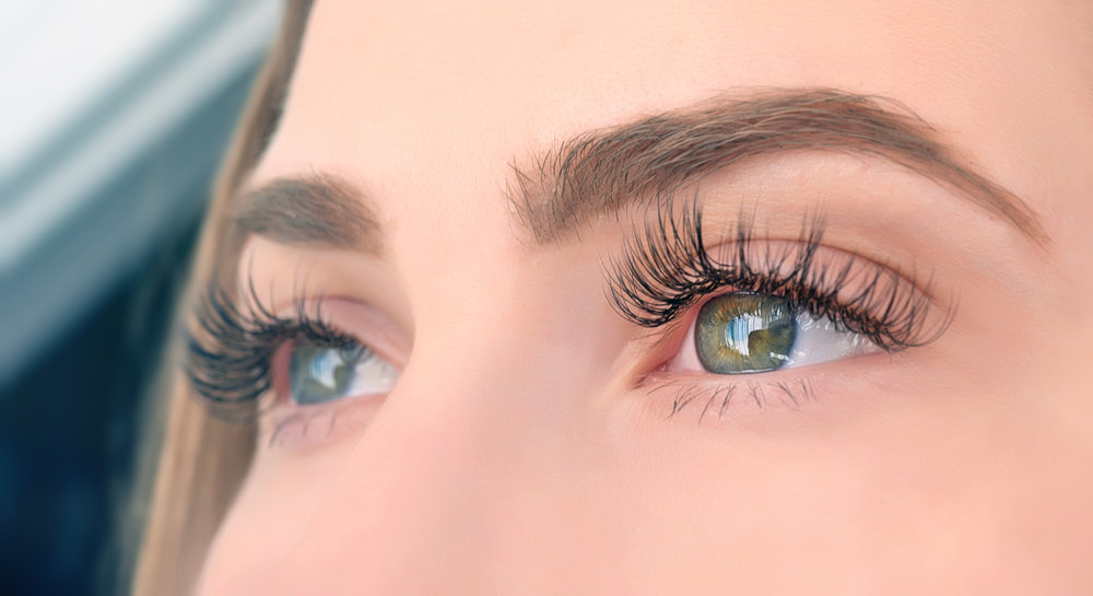 BROWS AND LASHES -