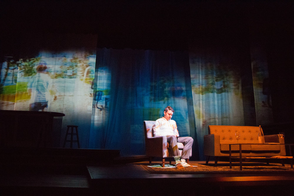 Act 1 Scene 2 – The Living Room