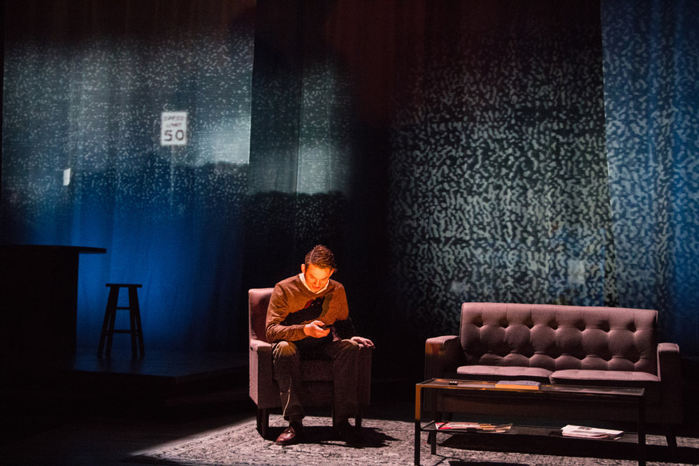 Act 1 Scene 4 – The Living Room