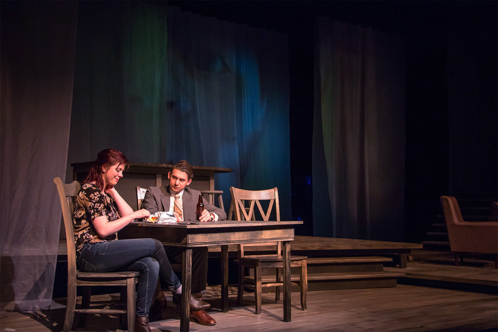 Act 2 Scene 4 –The Table
