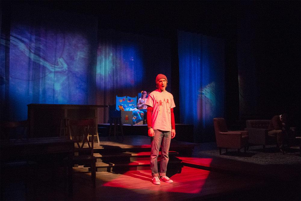 Act 1 Scene 4 – Danny's Bedroom