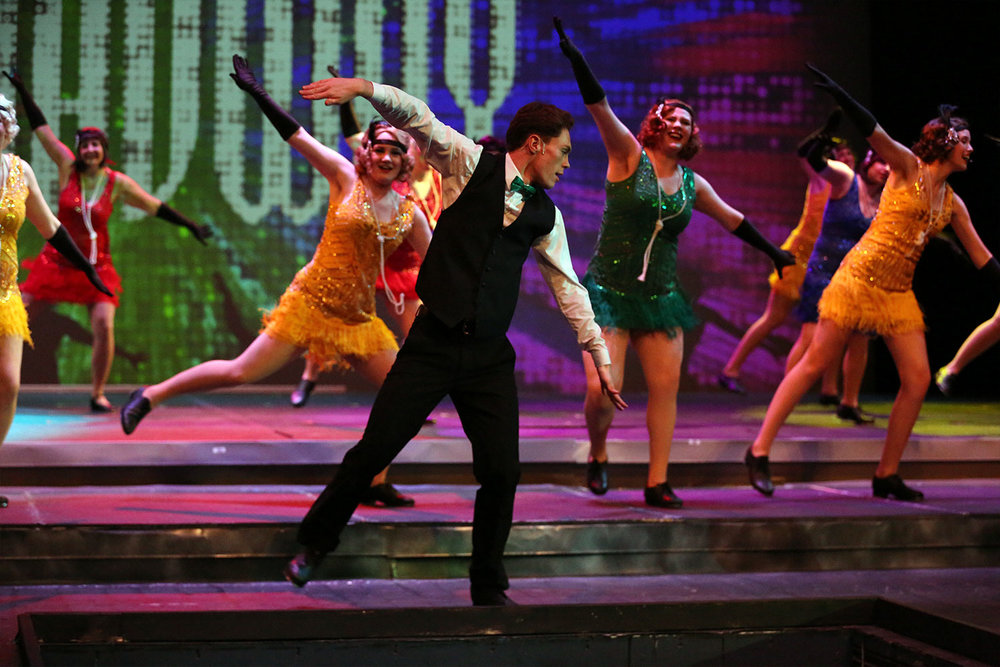 Act 2 Scene 4 – Broadway Melody