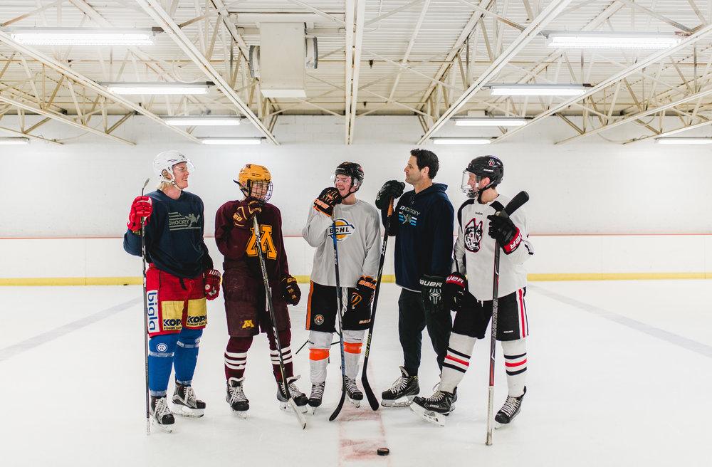 Minneapolis Hockey Leagues 3-on-3