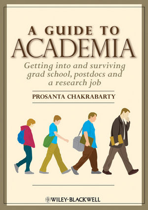 - A Guide to Academia is a handbook for all those individuals thinking seriously about going to graduate school. Written by an author with extensive experience navigating the academic world, the book explains all the steps and potential bumps in the road that a student might encounter as they take the plunge into academia. Each chapter begins with a section called the