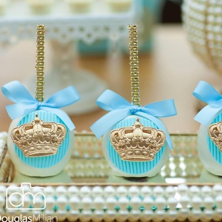 Cake Pop Designs - by Chef Simone Costa