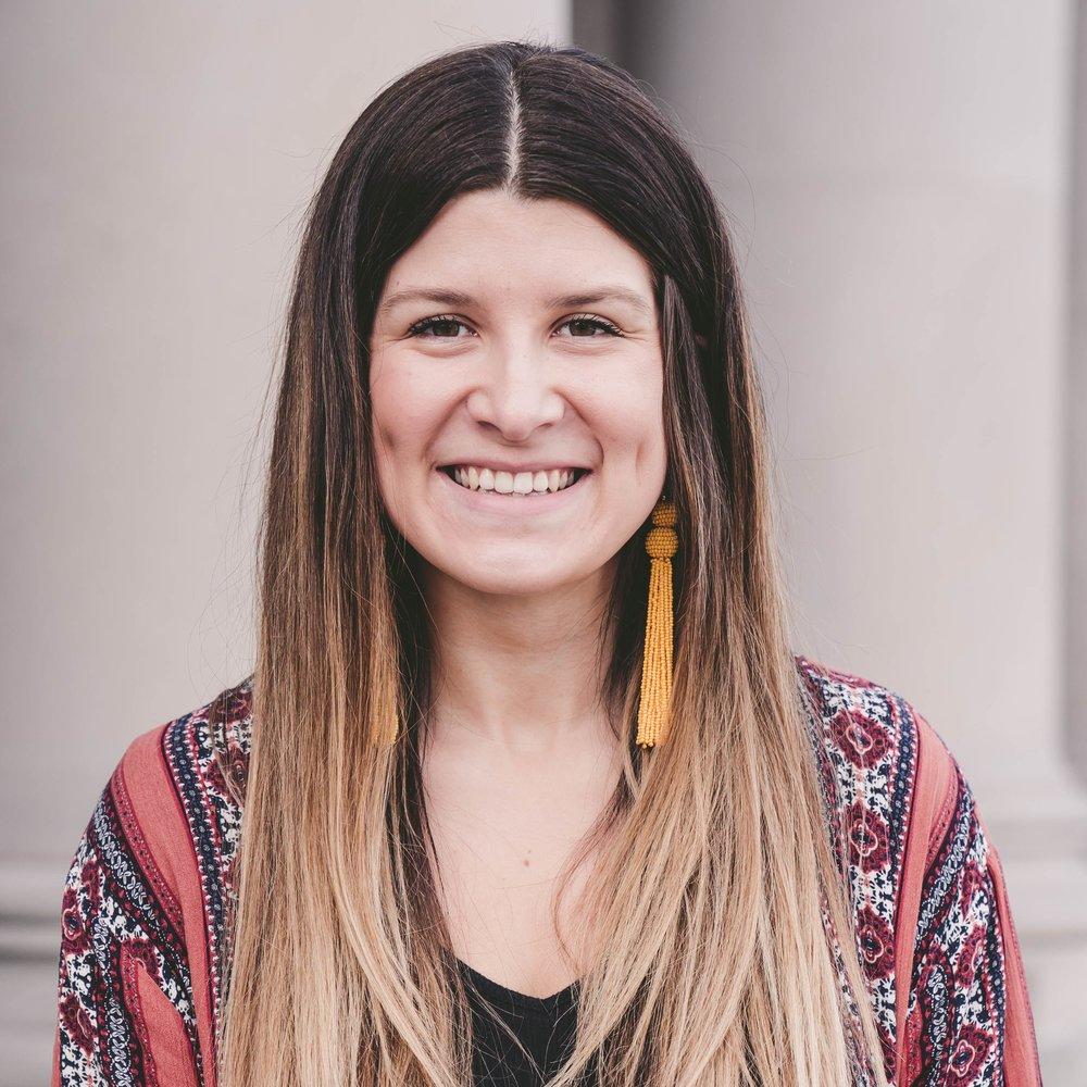 Amanda Wimberly //  Staff Assistant