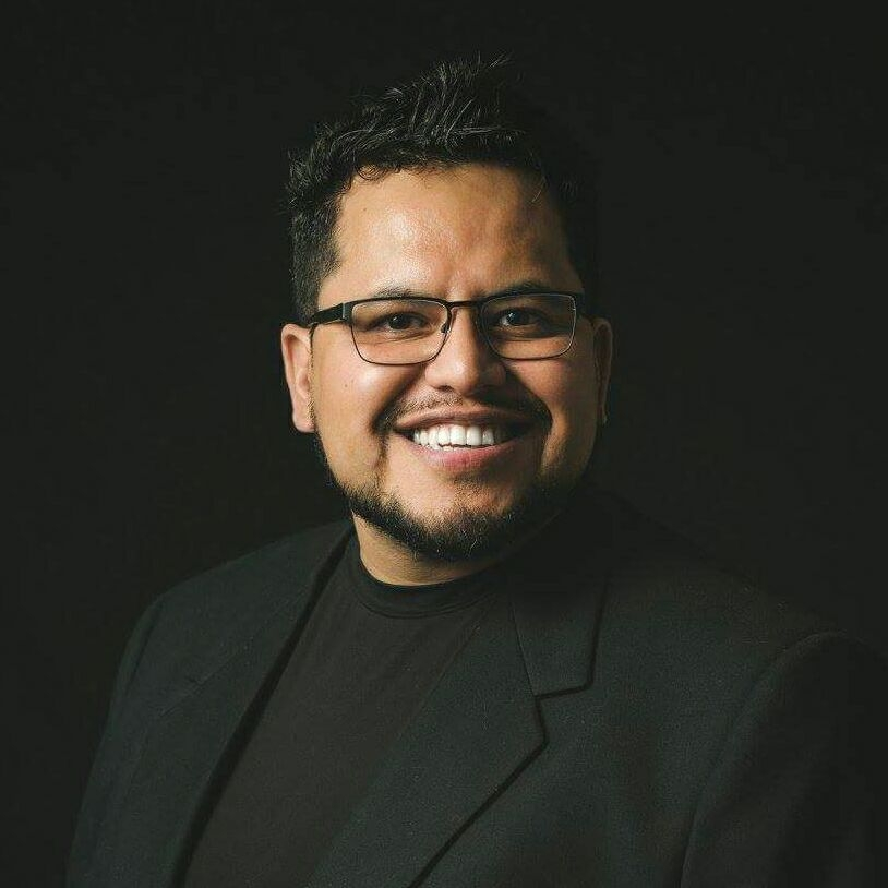 Meet Mark Navarro - Mark is a freelance hair stylist and makeup artist in the Twin Cities.