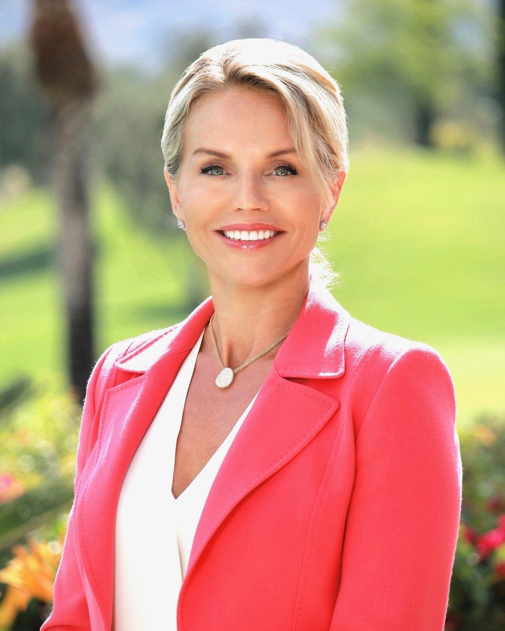 Sherry Schluessel    Entrepreneur, Philanthropist & Kanu Cafe Founder