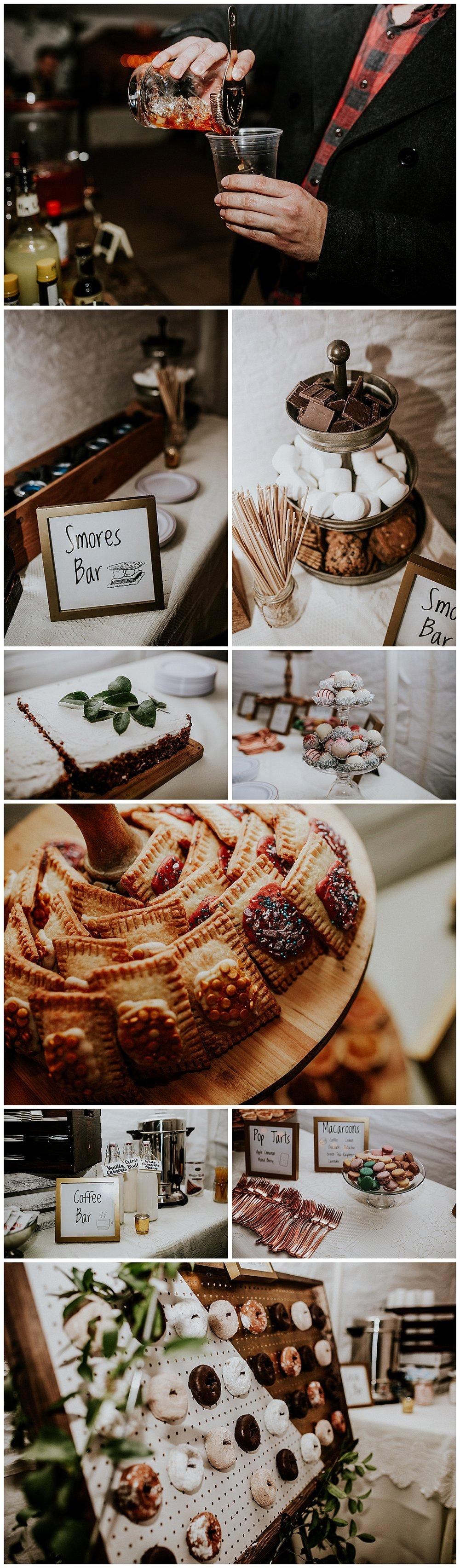 Bohemian Texas Wedding Photography Reception Photos