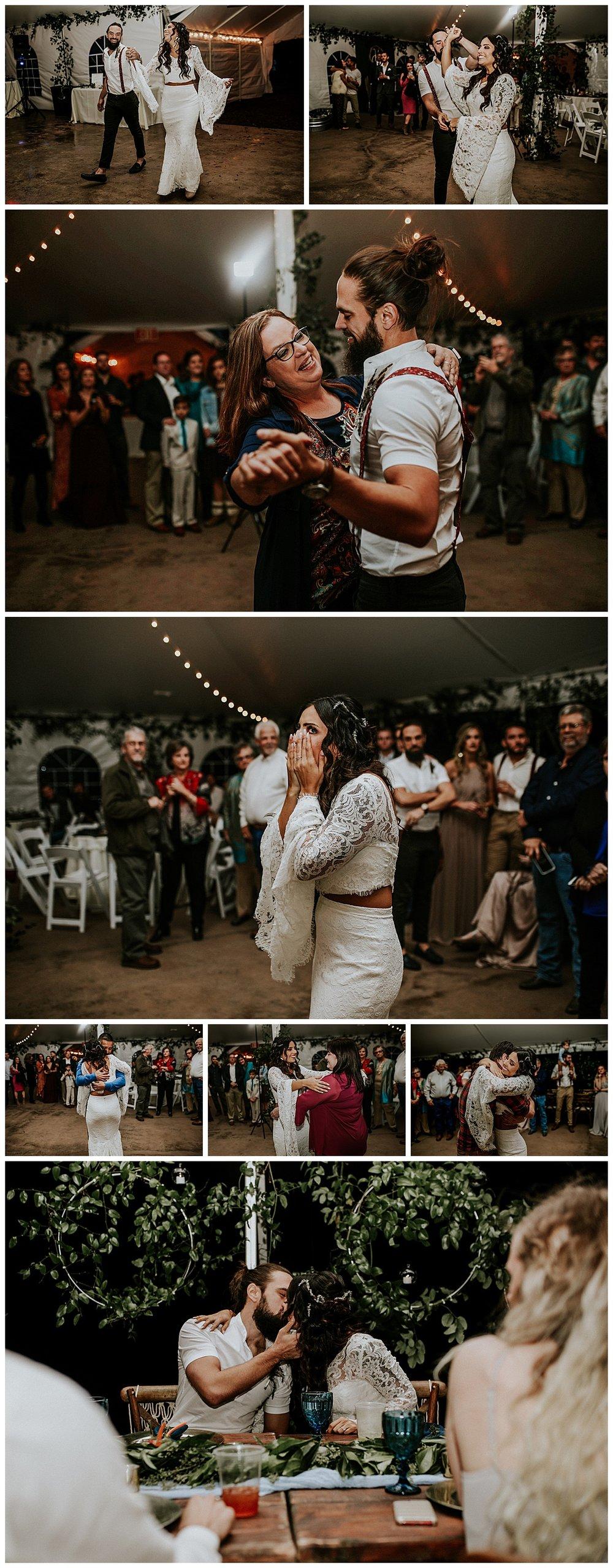 Wedding Reception Goals for Bohemian style Wedding