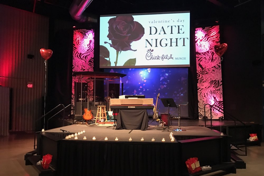 Valentine's Date Night - COMING FEBRUARY 2019