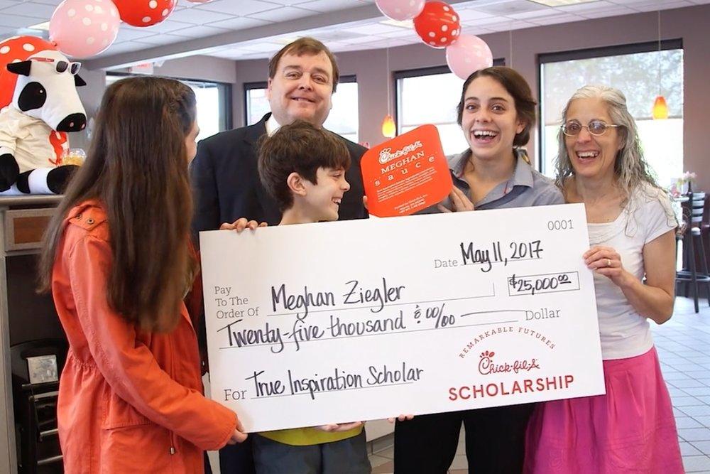 Scholarship Opportunity -