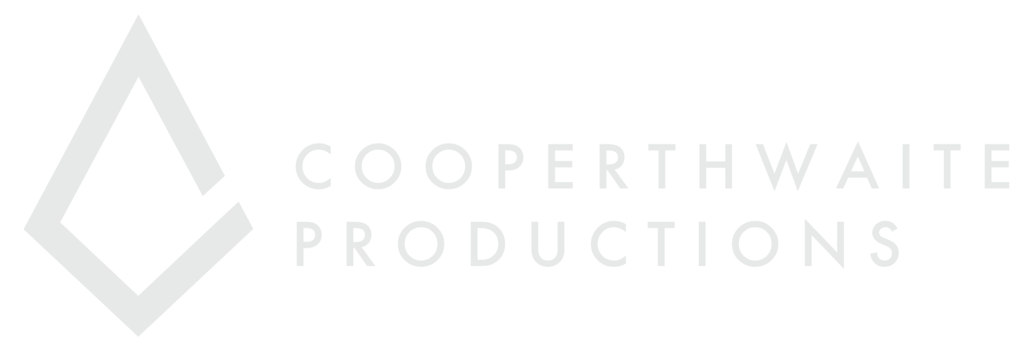 COOPERTHWAITE PRODUCTIONS
