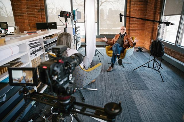 A year long film project for @cuninghamgroup comes to an end with an awesome impromptu interview with the man himself; John Cuningham. . . #filmmaking #bts #behindthescenes #production #videoproduction #broll #cinematography #setup #filmcrew #moviemaking #howitsmade #rode #sony #manfrotto #smallhd #kessler #filmmaker #shootlife #productionlife #cuninghamgroup #msp