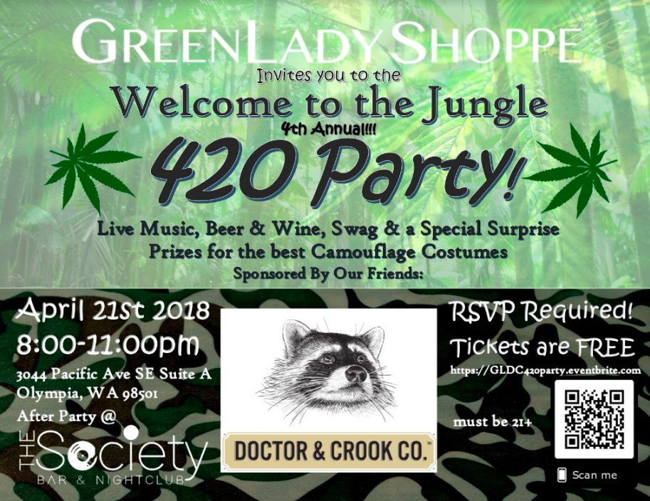 To attend the private party, you need to RSVP  here .