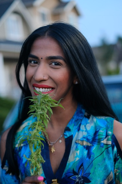 NATASHA SINGH - Founder of My Shanti Bar