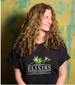 JAMIE HOFFMAN - President Craft Elixirs LLC