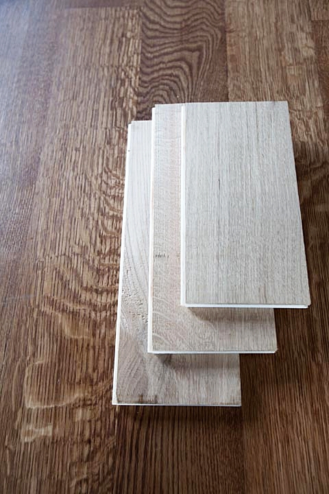 Eutree Engineered Flooring Hardwood Floors
