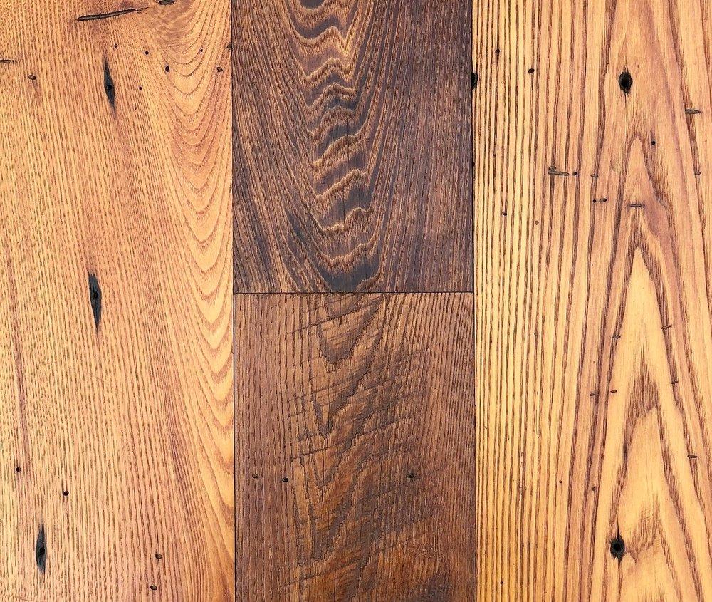 Antique Oak Planed