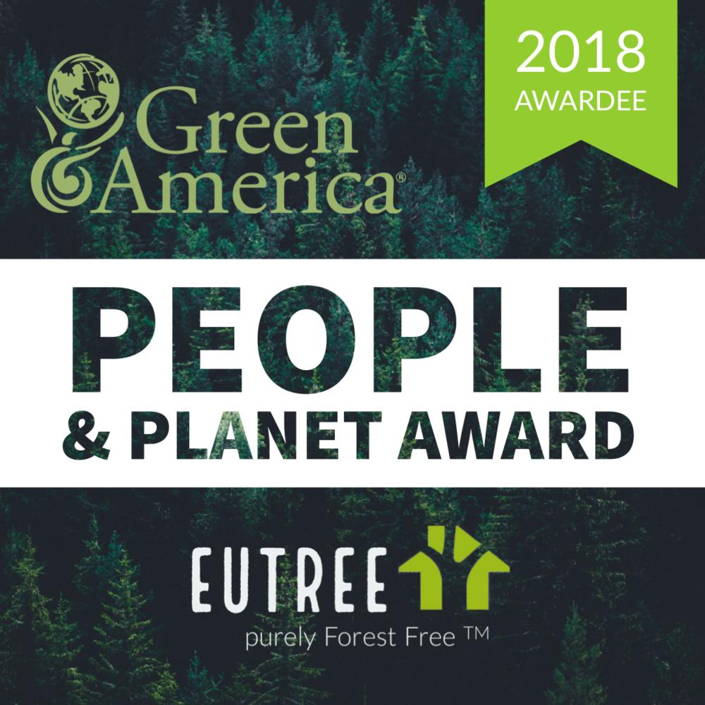 Eutree Green Americas People & Planet Award.JPG