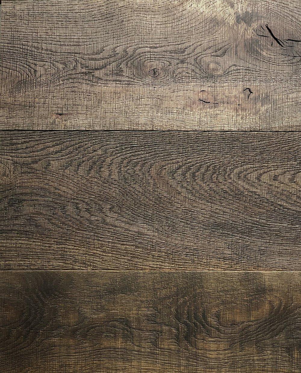 Terrain, White Oak