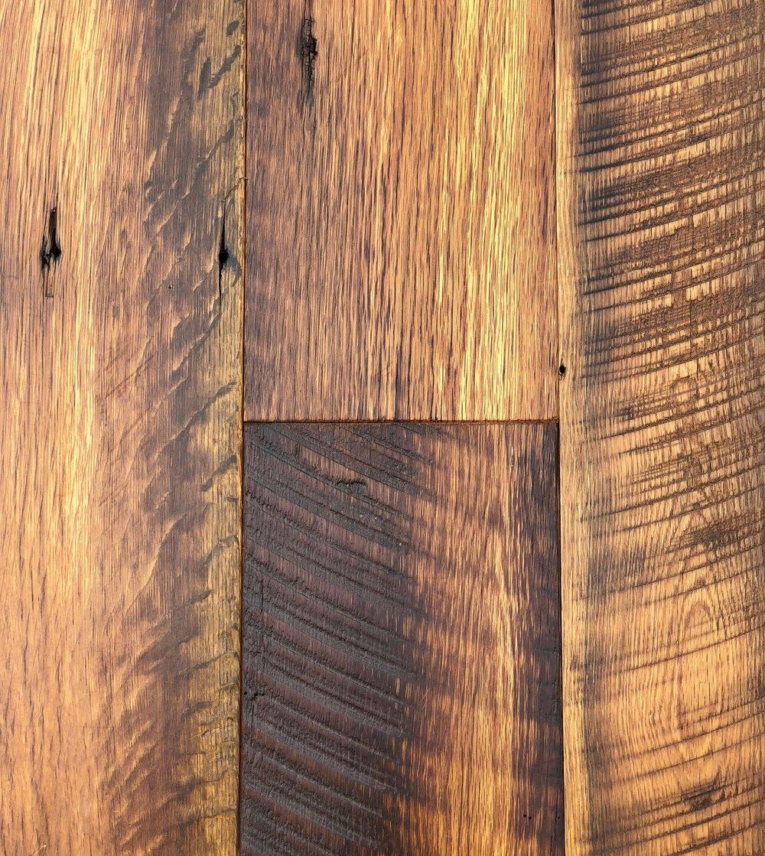 Antique Oak, Skip Planed