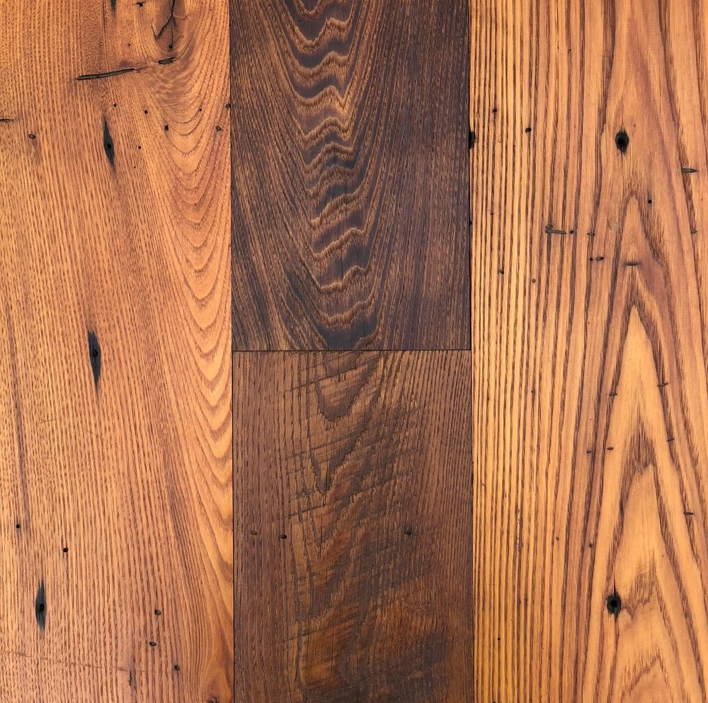 Antique Oak, Planed