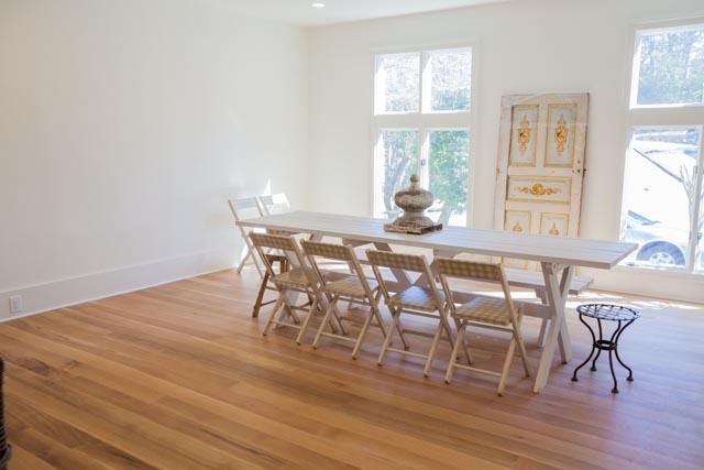 White Oak, Wide Plank Rift and Quarter Sawn