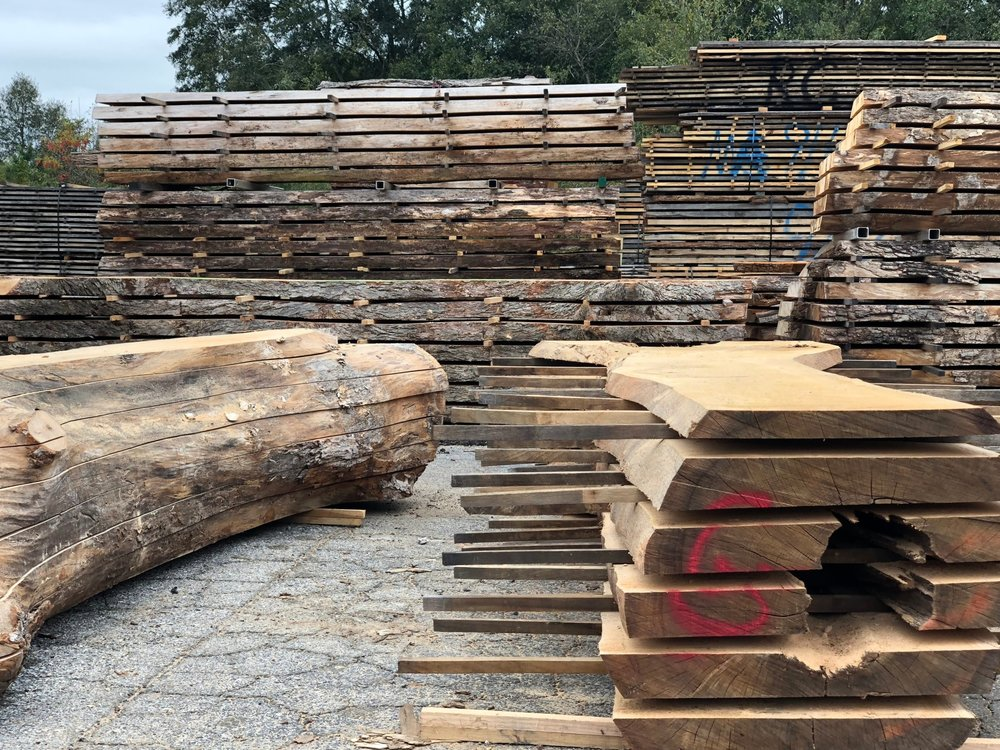 Eutree and Madera Arts worked together to ensure all wood will be dried and available for fabrication into final products; in tandem with Gables' development timeline.