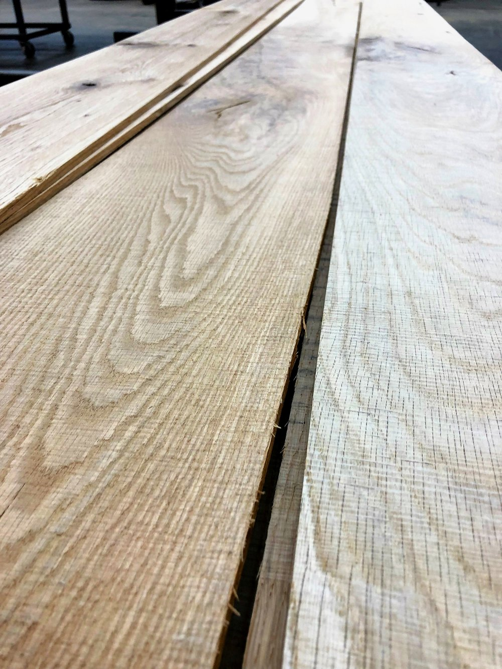 White Oak, European Sawn