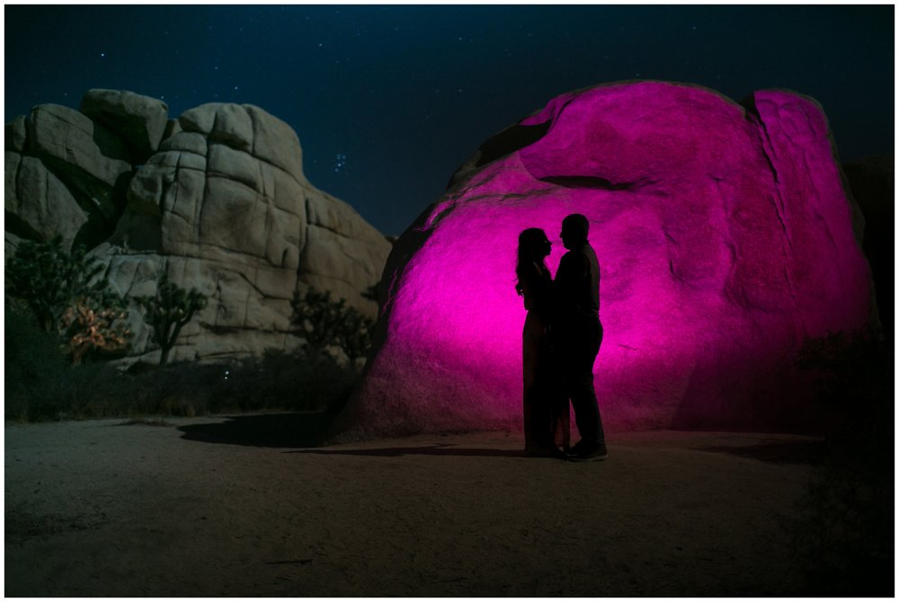 Joshua Tree Engagement Photos| Joshua Tree engagement session los angeles palm springs riverside wedding photographer carrie vines
