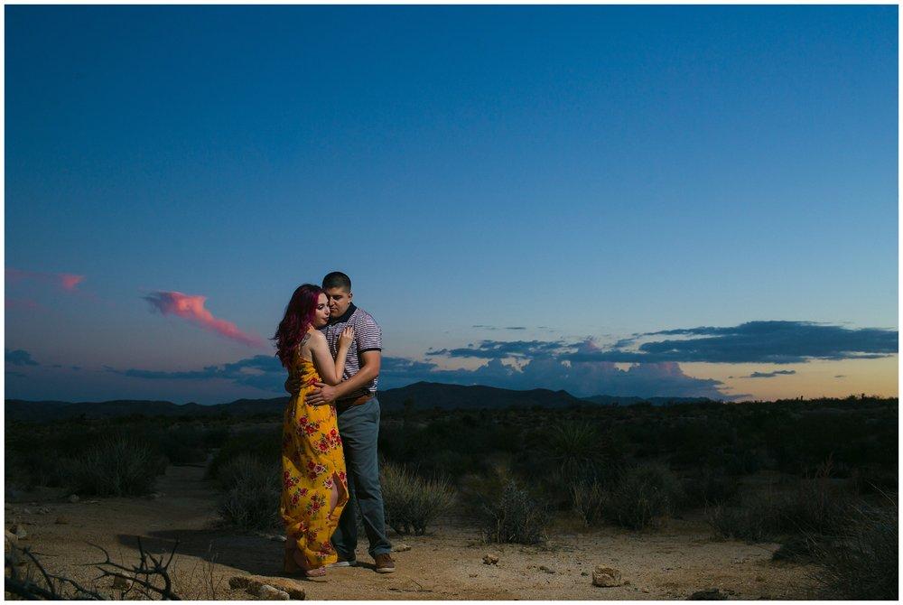 Joshua Tree Engagement Session, Desert Engagement Session, Palm Springs Wedding Photographer Carrie Vines