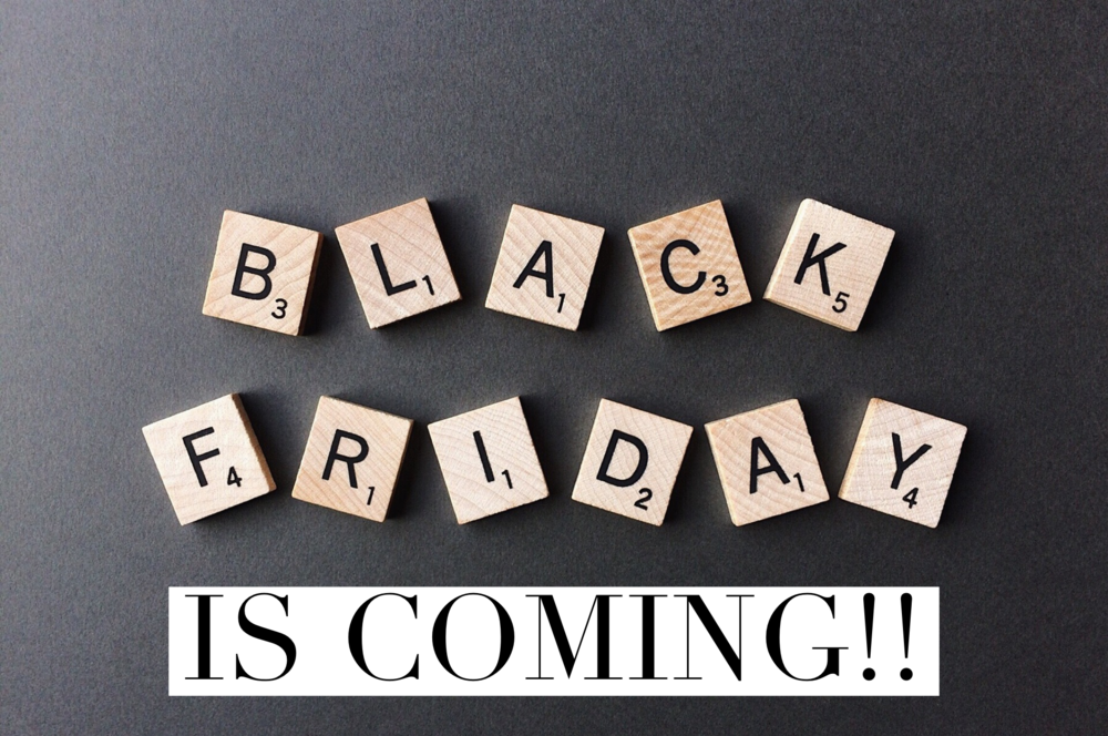 Carrie Vines Photography Black Friday 2018