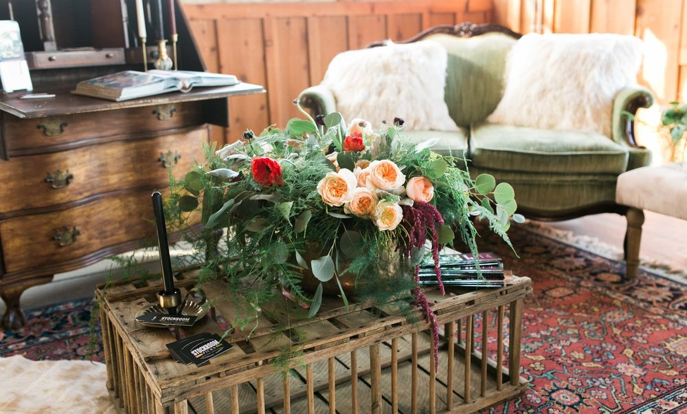 RENTALS & FLOWERS-  Stockroom Picks   (Cover image by  Kelli Avila  )