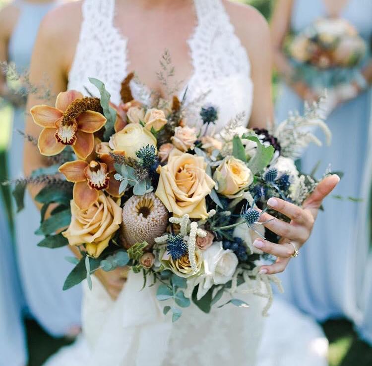 FLOWERS-  Beard & Bloom   (Cover image by  Kelli Avila )