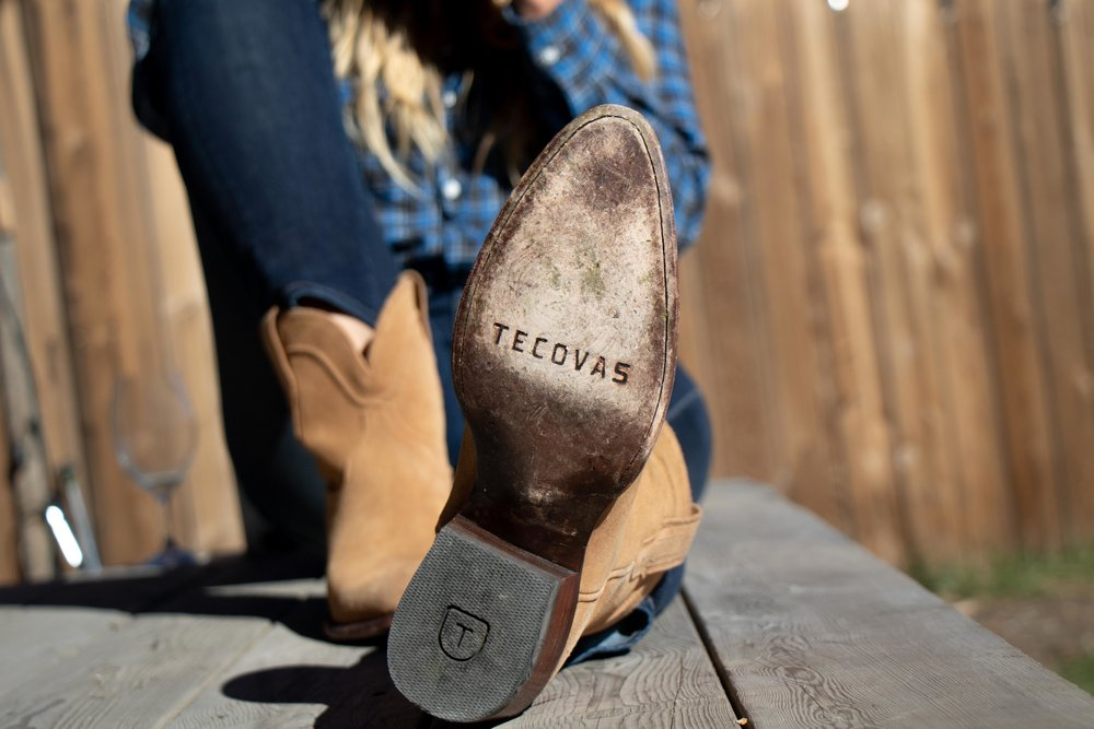 Katie | tecovas | the Lucy | the old saloon | emigrant, Montana