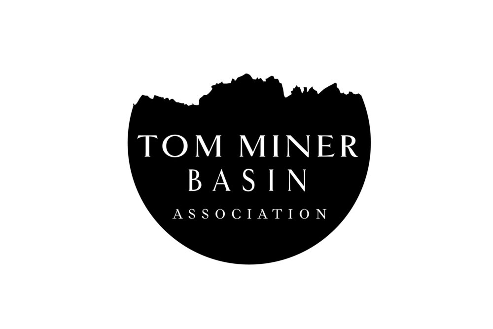 Tom Miner Basin Association | Yellowstone National Park | Melissa DiNino | Montana Graphic Designer